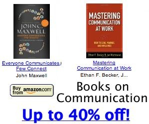 Books on Effective Communication